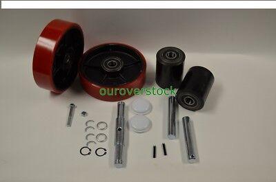 Ep Ep55ii Pallet Jack Complete Wheel Kit