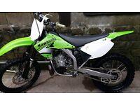 KX 250 2 STROKE , Not 125 , 450 yz , cr , yzf ,ktm , rm , crf PX Welcome