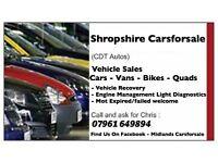 Wanted Cars Bikes Vans