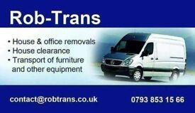 2 man and van for hire Manchester Altrincham Partington Salford Stockport Ashton U lyne Middleton
