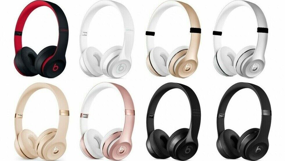 NEW Beats by Dr. Dre - Beats Solo 3 Wireless Bluetooth Over