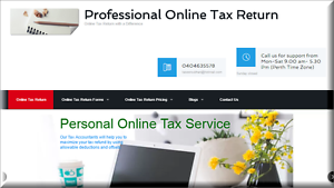 Professional Online Tax Return Bremer Bay Pallinup Area Preview