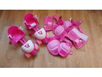 Roller skates for little girls