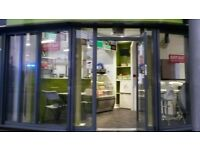 food takeaway business ideal4cafe breakfast sandwich sushi bars -Excellent location M15 - Manchester