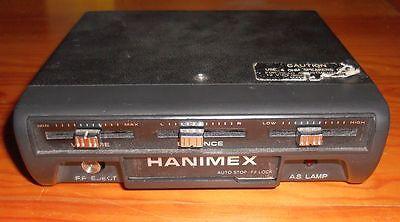 Hanimex Auto Kassetten Spieler Auto Stop FF Lock für 4 Ohm Lautsprecher gebraucht kaufen  Versand nach Austria