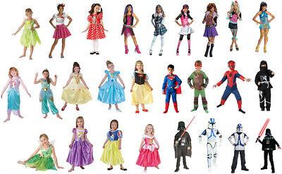 me Fasching Karneval Disney Spider Man Star Wars Monster High (Monster Kinder Kostüme)