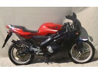YAMAHA TZR 50 RED - Rare old school screamer