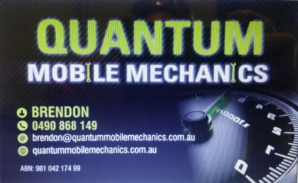 QUANTUM MOBILE MECHANICS