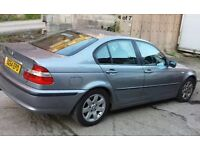 BMW 3 Series Saloon (1998 - 2005) E46 1.8 316i SE