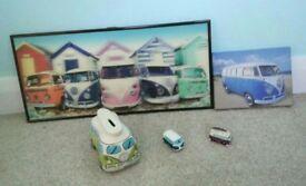 Campervan items x 5