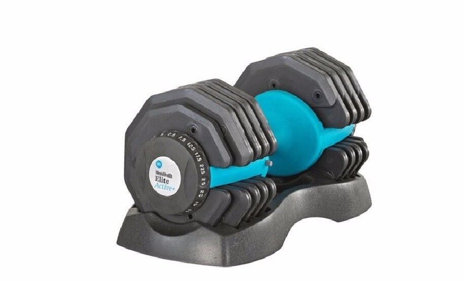 Men's Health Adjustable Dumbbell 25kg EX DISPLAY READY TO USE