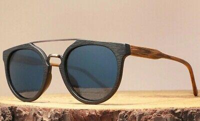 Bambus Holz Sonnenbrille - Luxus - Hochwertig - inkl. Etui - Handmade