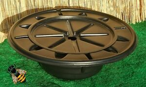 PEBBLE POOL FOUNTAIN GARDEN WATER FEATURE BASE SUMP NEW