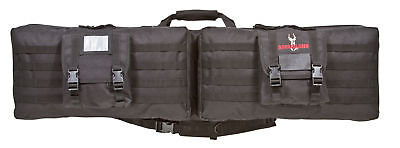"48"" Safariland 3-Gun Competition Case BLACK Deluxe Gun & Rifle Range Bag-"