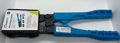 Sharkbite Pex Crimp Tool Kit 865896 For 38 12 34 1 Copper Rings