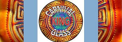 CARNIVAL GLASS KING