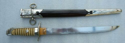 VERY RARE! LARGE Japanese FORESTRY DIRK.