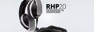 RELOOP RHP-20 Professional DJ  headphones Brand NEW!