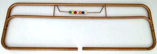 Vintage Cal-Dak Metal Baby Safety Bed Rail