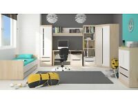 FREE 1-3 DAYS DELIVERY SMART'S Childrens Bedroom SET BRAND NEW