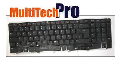 DE Tastatur Dell Studion XPS 17 L702X Dell Vostro 3750 Serie Beleuchtung QWERTZ
