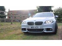 2011..BMW 5 SERIES 2.0 520d M Sport