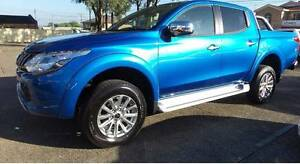 4x 17inch Mitsubishi Triton Alloy Wheels 2017 MQ 17X7.5 CLEAN SET Georges Hall Bankstown Area Preview