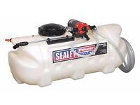 Sealey SS60 Broadcast spot Sprayer 12v 60 litre weed killer spraying fertiliser