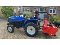 Compact tractor Solis 20