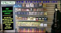 S.I.T. New Strings are IN! - King of Trade!
