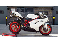 2012 Ducati 848 Evo Termignoni Exhaust System Low Miles! Best Example A Must See Super Bike!