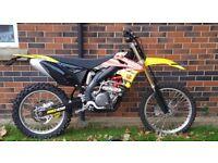 2011 Rmz 450 (10 Reg)