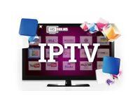 12 months IPTV