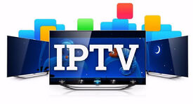 IPTV PACKAGE FOR ALL CHANNELS IN HD - Will work on Smart TV, Android, Zgemma, Fire TV, Kodi, Dream