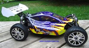 New 1/8 scale Brushless Electric RC Buggy / Car City of Toronto Toronto (GTA) image 5