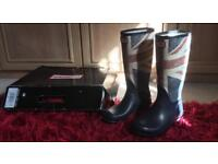 Limited Edition Hunter Wellies