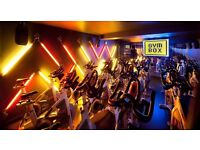 9 months Gymbox membership - No joining fee (usually £99) and 1 x free month*