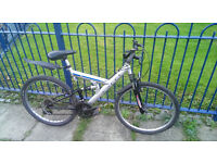 """Bike + FREE GIFT! 26"""" Wheels, Bicycle in excellent Working Condition."""