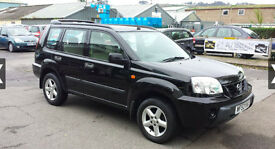 Nissan X Trail Sport. 12 months tax and MOT. Full service history