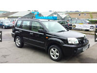 Nissan X Trail Sport. 12 months tax and MOT. Full service history REDUCED FOR QUICK SALE