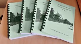 Western Cemetery Hull - Monumental Inscriptions Booklets.