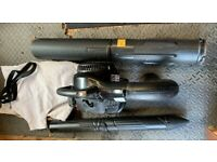 McCulloch GBV 325 Leaf Blower/Suction. Complete set. Very Good Condition.