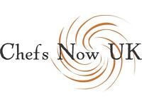 Relief Chefs ~ all levels