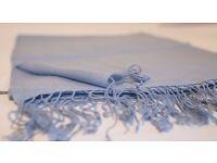 Premium 100% Pure Cashmere Super Soft Warm Unisex Scarf Shawl Fashion Pashmina
