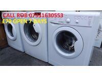 £79 Washing machines 3 Month Gtee Birmingham ..OPEN 7 DAYS GREAT BARR B449DG