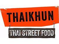 Starter & Prep Chef - Thaikhun Spinningfields