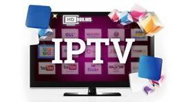 12 months iptv gift for magbox, zgemma. openbox, smart tv, vu........