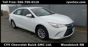 2016 Toyota Camry LE - $10/Day - Rear Camera & Bluetooth