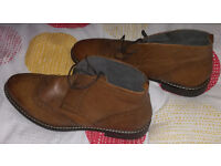 M&S Collection Chukka Boots