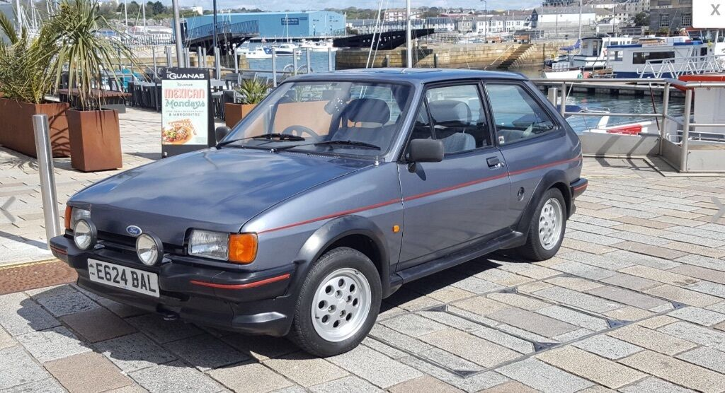 ford fiesta xr2 mk2 grey 79k 3 owners in stoke on. Black Bedroom Furniture Sets. Home Design Ideas